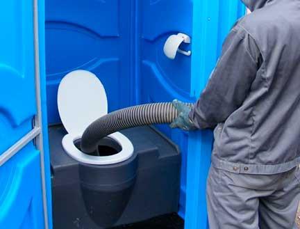 Откачка туалетов